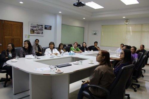 ประชุมคณะกรรมการบริหารจัดการการใช้น้ำจากแม่น้ำป่าสัก ครั้งที่ 1/2560