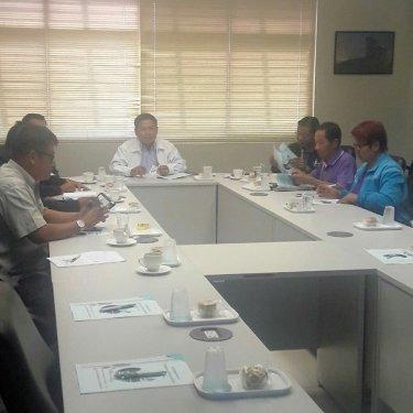 การประชุมคณะกรรมการบริหารจัดการการใช้น้ำจากแม่น้ำป่าสัก ครั้งที่ 1/2559