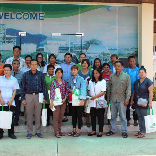 งานประชุมคณะกรรมการบริหารจัดการการใช้น้ำจากแม่น้ำป่าสัก ครั้งที่ 1/2561